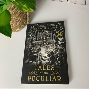 2/$20 RANSOM RIGGS Tales Of The Peculiar Book